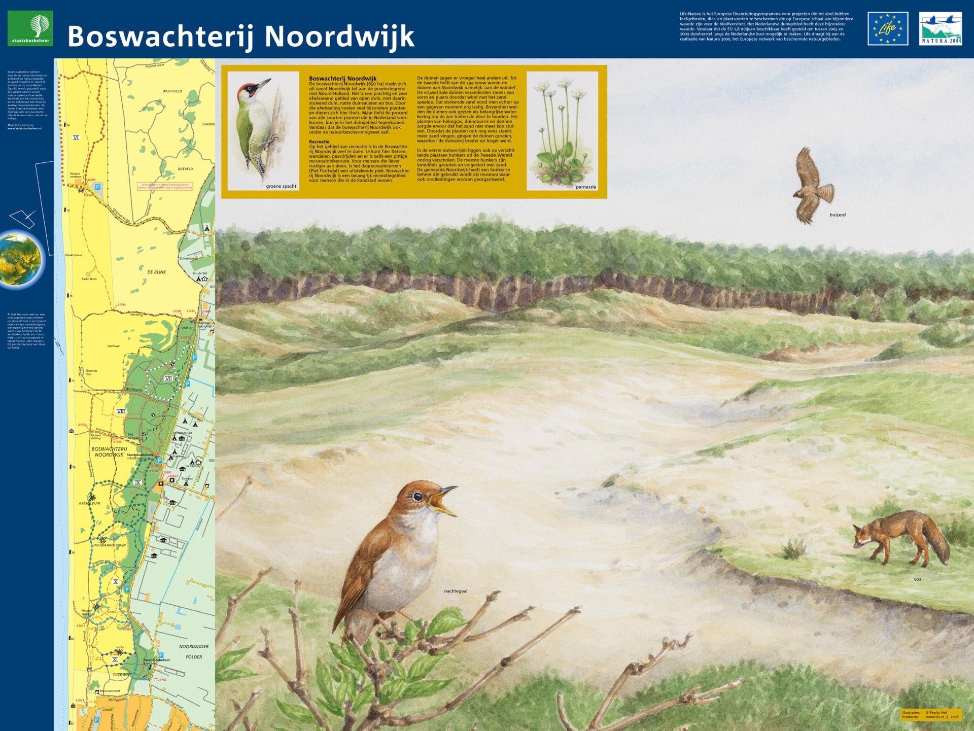 Boswachterij Noordwijk