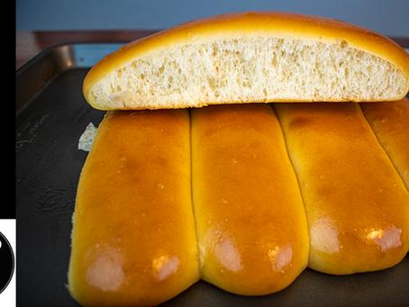 Sourdough Hotdog Buns