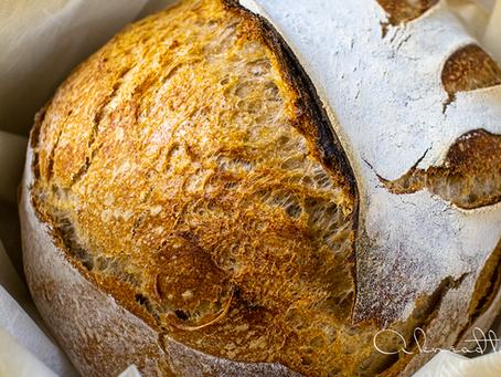 Sourdough Classic Bread (Pain au Levain)