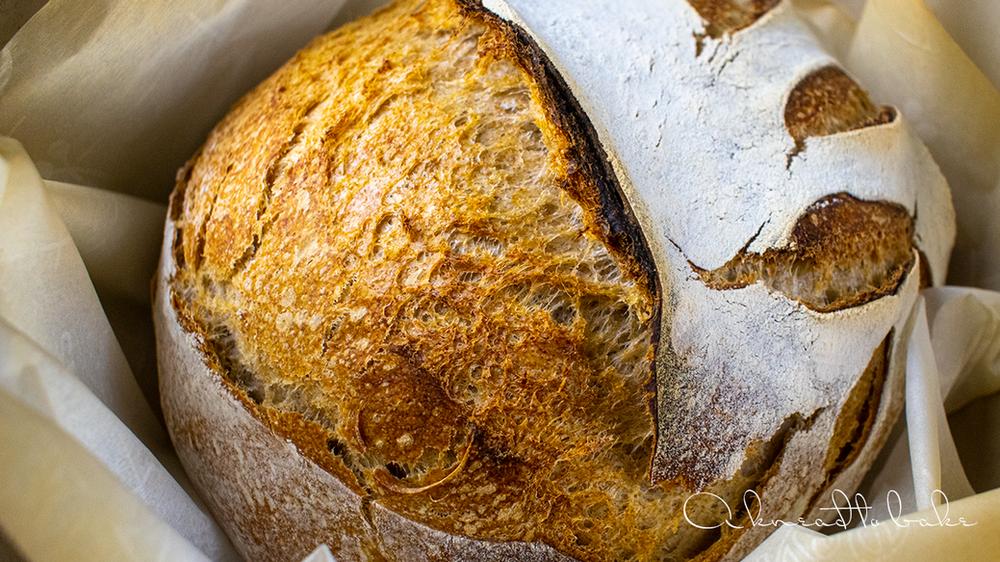 Sourdough Classic Bread Pain Au Levain