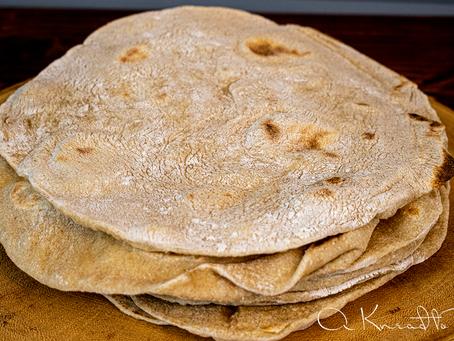 Sourdough Flat Bread