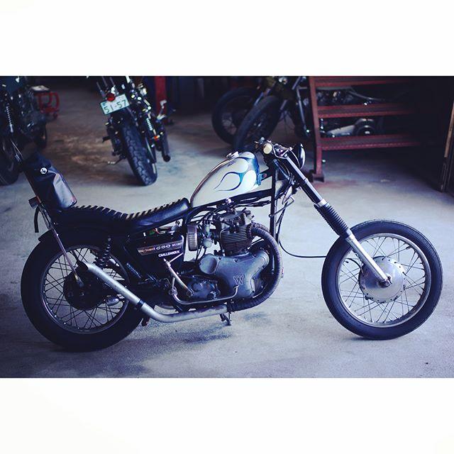 KAWASAKI W1SA 1974