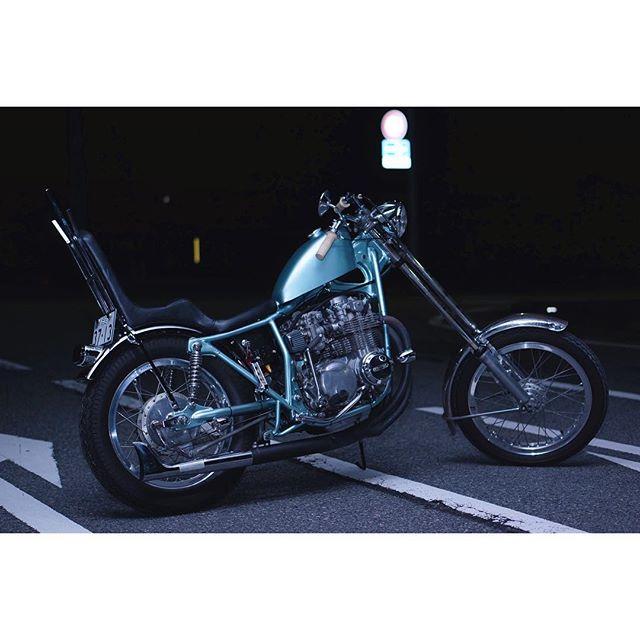 1974 HONDA CB550FOUR