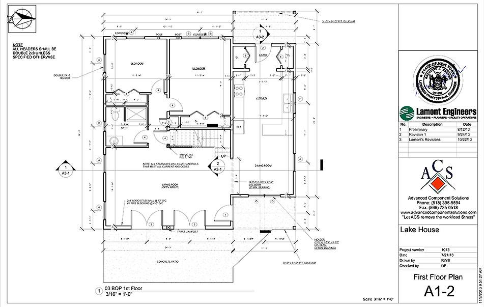Acs Cad Bim Design Services New York