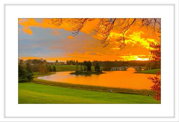Blenheim Sunset - £65