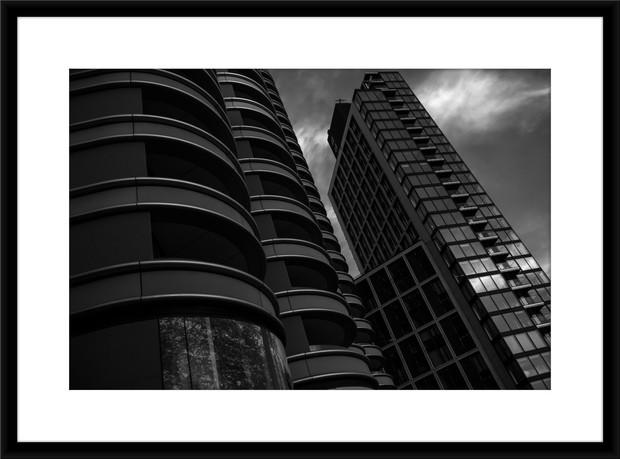 Black tower II - £150