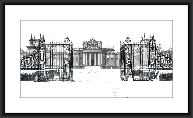 Blenheim Palace 2010 - £150