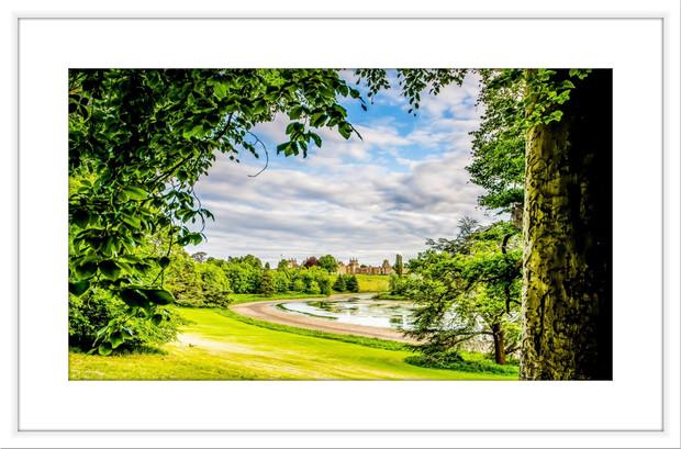 Blenheim in Spring - £75
