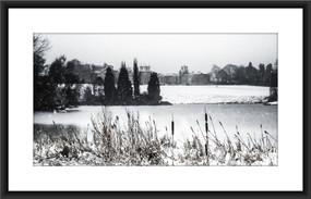 Blenheim in Snow - £145