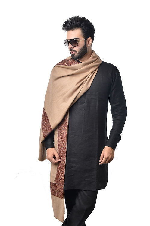 Men Timeless Classic Luxurious Shawl