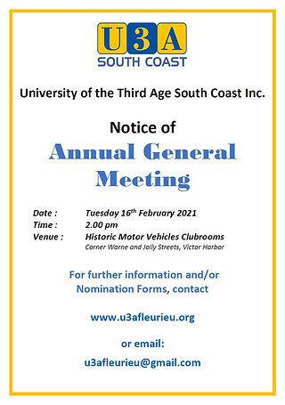 U3A AGM 2021 Notification Flyer.JPG