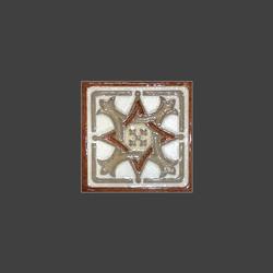 Bordo Bianco вставка из керамогранита