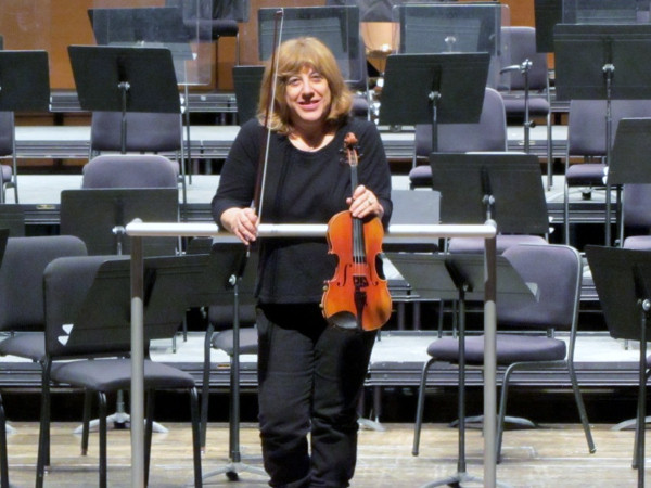 Conductor classes at Bard College