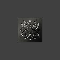 Valensia Black вставка из керамогранита
