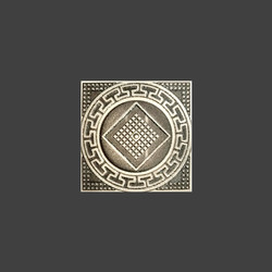 Soloniki Grey вставка из керамогранита
