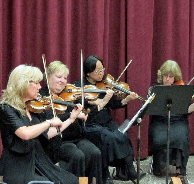 Camerata Players at Westchester Community College