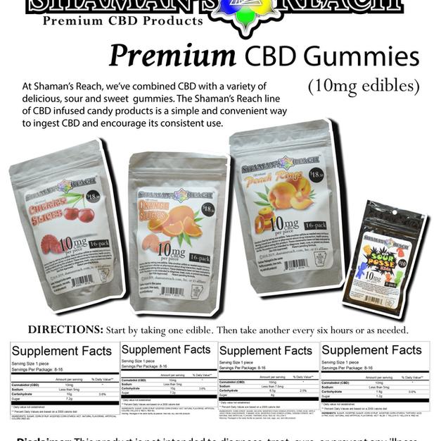 Premium Gummies