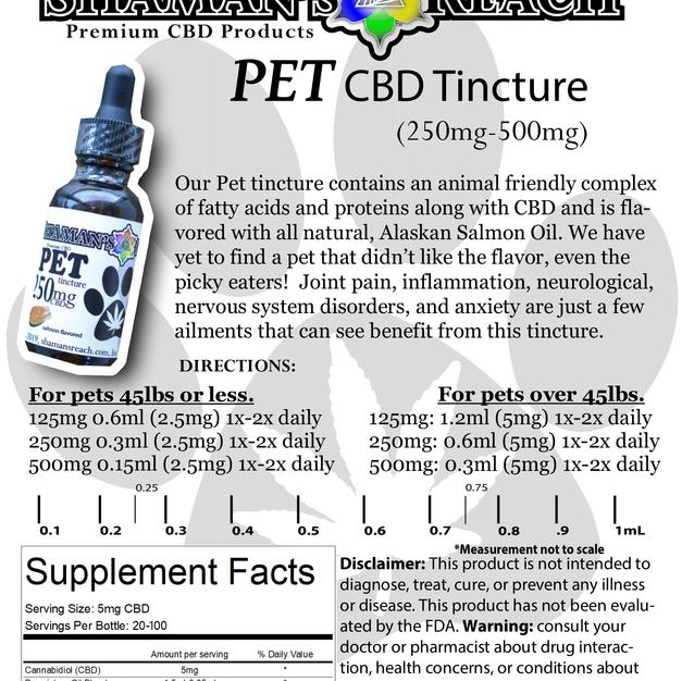 Pet Tincture