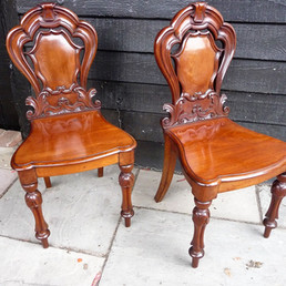William IV Hall Chairs