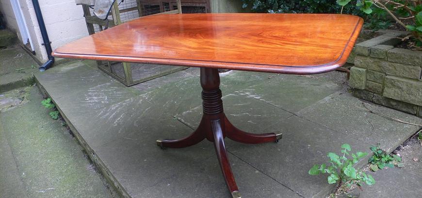 George IV Breakfast Table
