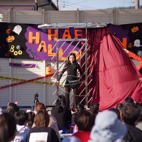 ハロウィンフェスティバル〜Festa de dance〜ありがとうございました!