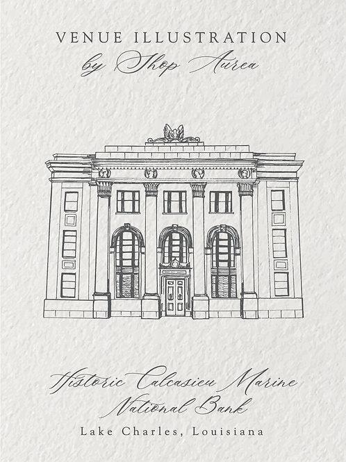 Historic Calcasieu Marine National Bank