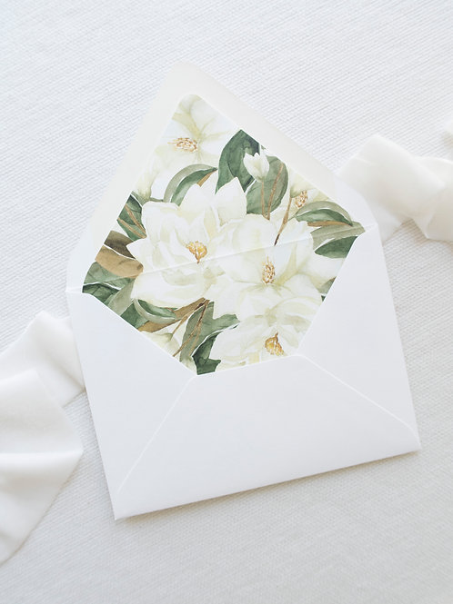 Add Envelope Liners