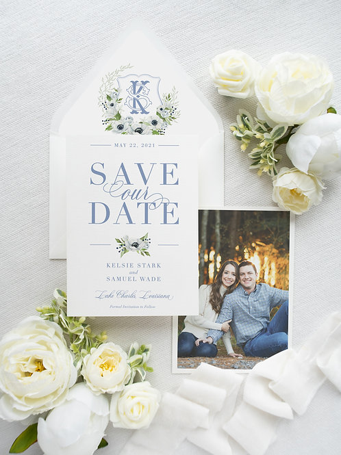 Kelsie Save The Date