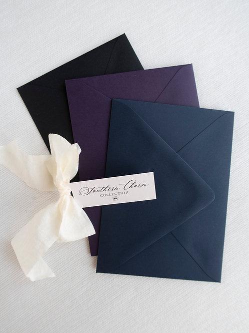 Dark Envelopes