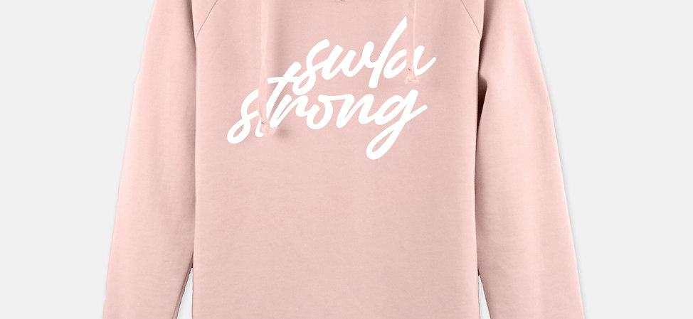SWLA Strong Woman's Hoodie