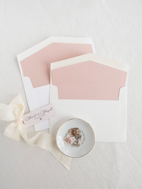 Add Simple Envelope Liners