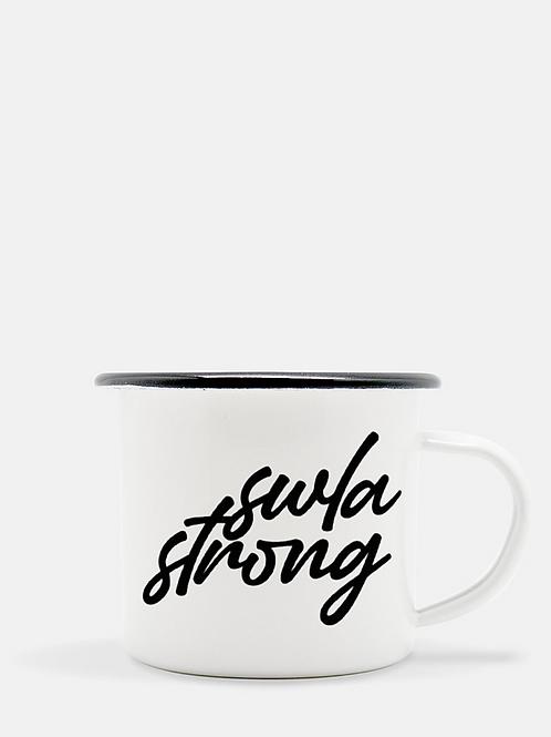SWLA Strong Coffee Mugs