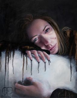 Self Portrait - Dark Comforts