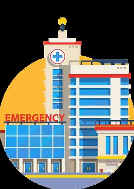 A hospital's image from hiCare Clinic available worldwide (US, UK, UAE, INDIA, AUS, PAK, Japan, Iran, Srilanka, China, etc.)