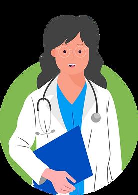 A doctor's image from hiCare Clinic available worldwide (US, UK, UAE, INDIA, AUS, PAK, Japan, Iran, Srilanka, China, etc.)