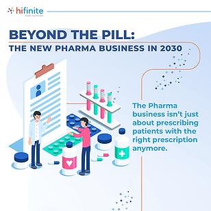 Beyond the pill - the new pharma busines
