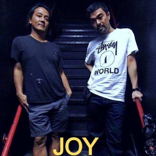 Friday Vinyl Nights Guest DJ's Takaya Nagase & Yuji Kawasaki (Joy NYC)