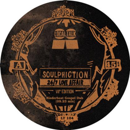 SOULPHICTION -  24/7 LOVE AFFAIR VIP EDITION