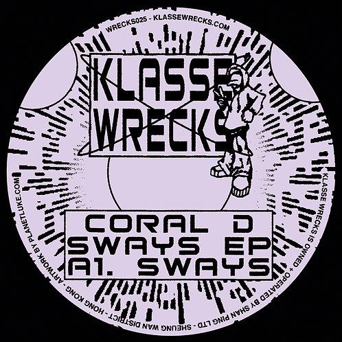 Coral D - Sways EP