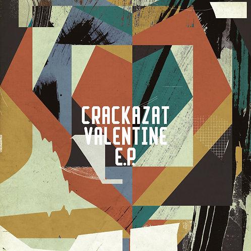 Crackazat - Valentine EP (Inc. Patrice Scott Remix)