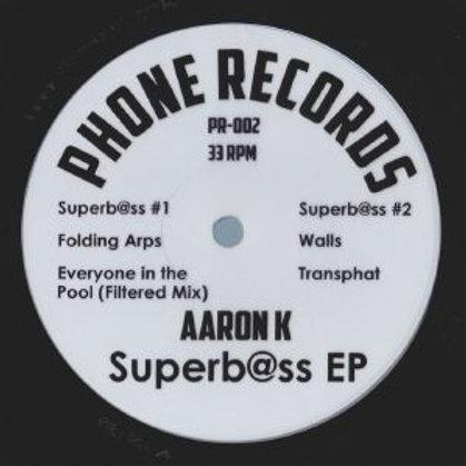 Aaron K - Superbass EP