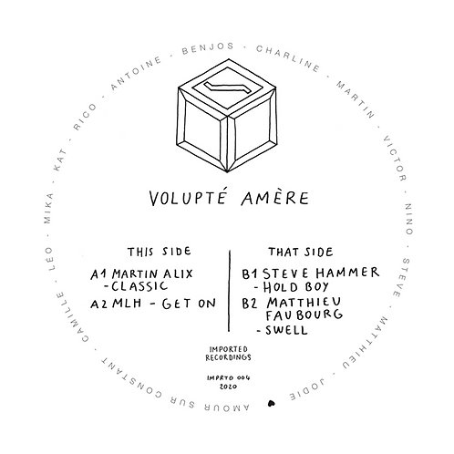 Various Artists - Volupté Amère