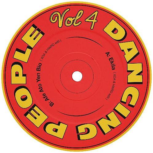 Dancing People - Volume 4