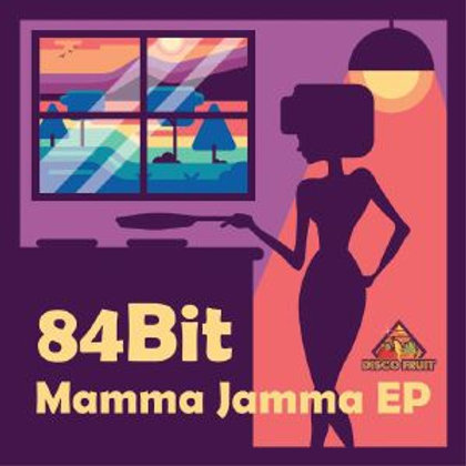 84BIT - Mamma Jamma EP (Hotmood, Dr Packer, Tonbe remixes)