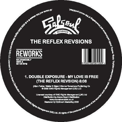 The Reflex Revisions - Double Exposure / Instant Funk
