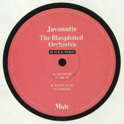 JAVONNTTE / THE BLAXPLOITED ORCHESTRA - Black & White