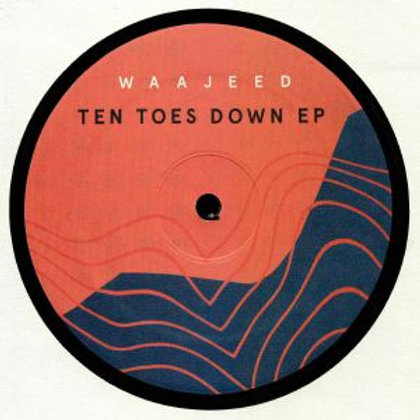 WAAJEED - Ten Toes Down EP