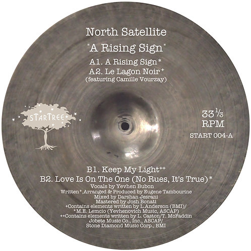 North Satellite - A Rising Sign