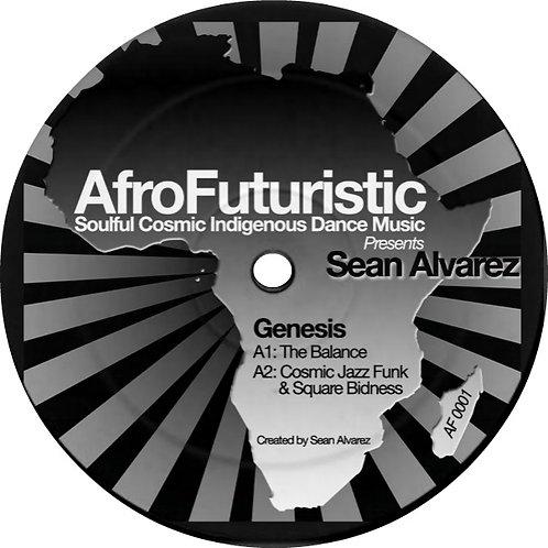 Sean ALVAREZ - Genesis