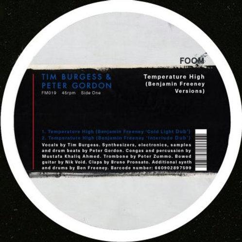 Tim Burgess & Peter Gordon - Temperature High